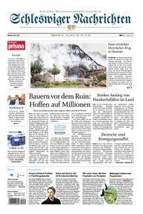 Schleswiger Nachrichten - 31. Juli 2018
