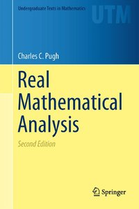 Real Mathematical Analysis, 2nd Edition (Repost)