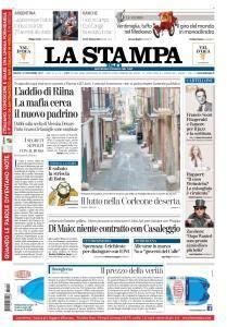La Stampa Imperia e Sanremo - 18 Novembre 2017