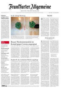 Frankfurter Allgemeine Zeitung - 20 April 2020