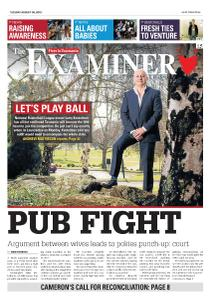 The Examiner - August 6, 2019