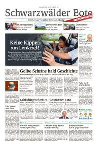 Schwarzwälder Bote Haslach - 19. September 2019