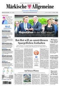 Märkische Allgemeine Zossener Rundschau - 22. Mai 2019