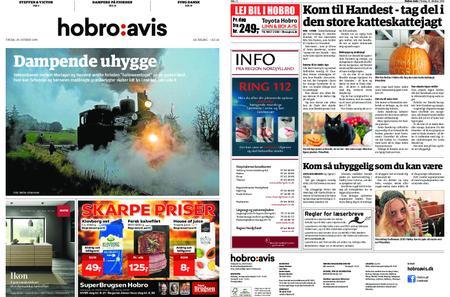 Hobro Avis – 29. oktober 2019
