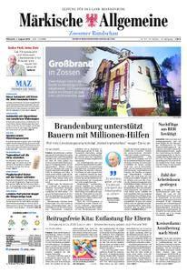Märkische Allgemeine Zossener Rundschau - 01. August 2018