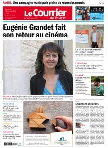 Le Courrier de l'Ouest Nord Anjou – 18 janvier 2020
