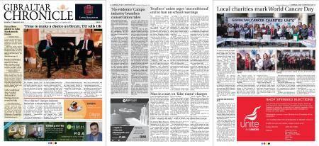 Gibraltar Chronicle – 06 February 2018