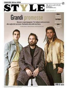 Corriere della Sera Style - Settembre 2017