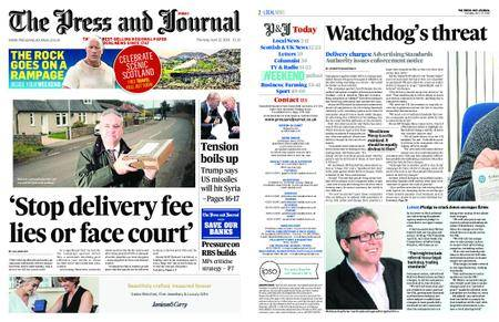 The Press and Journal Moray – April 12, 2018