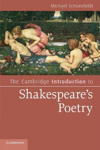 The Cambridge Introduction to Shakespeare's Poetry (Repost)