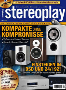 Stereoplay Magazin Februar No 02 2016