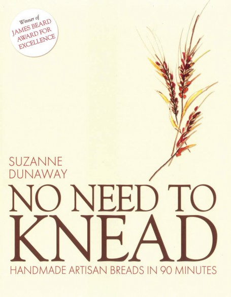 No Need to Knead: Handmade Artisan Breads in 90 minutes (repost)