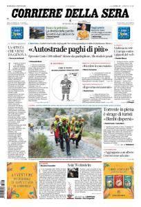 Corriere della Sera - 21 Agosto 2018