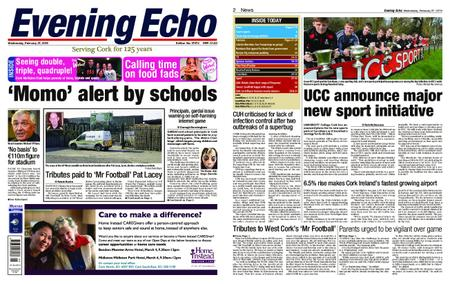 Evening Echo – February 27, 2019