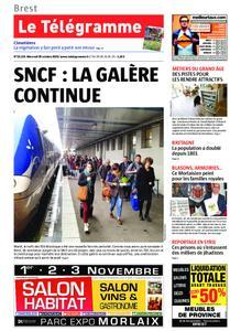 Le Télégramme Brest – 30 octobre 2019