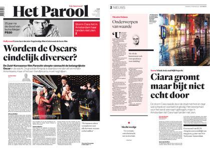 Het Parool – 10 februari 2020