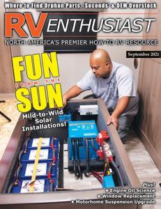 RV Enthusiast Magazine – September 2021