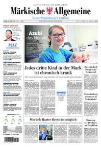 Neue Oranienburger Zeitung - 22. März 2019