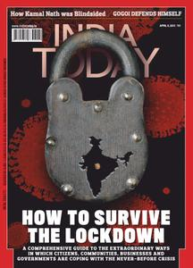 India Today - April 06, 2020