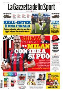La Gazzetta dello Sport - 3 Novembre 2020