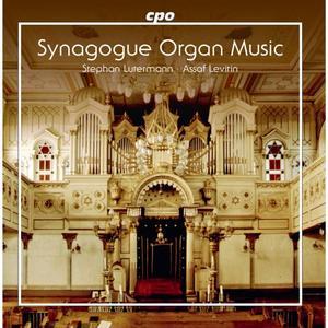 Assaf Levitin, Stephen Lutermann - Organ Music for the Synagogue (2019)