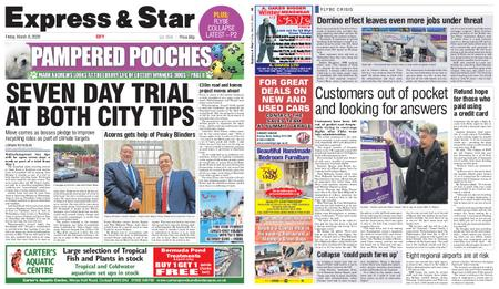 Express and Star City Edition – March 06, 2020