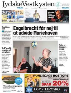 JydskeVestkysten Varde – 19. oktober 2018