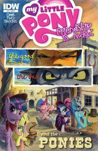 My Little Pony - Friendship Is Magic 026 2014 2 covers digital