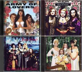 Army Of Lovers - Studio Albums Collection 1991-1994 (4CD) [Re-Up]