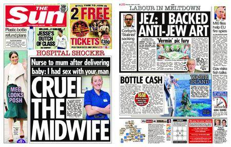 The Sun UK – 24 March 2018