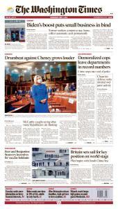 Washington Times - May 5, 2021