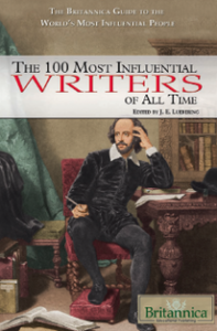 Britannica - The 100 Most Influential Writers of All Time