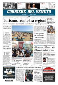 Corriere del Veneto Venezia e Mestre – 03 giugno 2020
