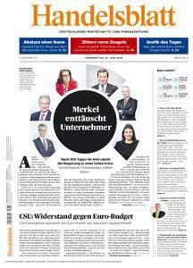 Handelsblatt - 21. Juni 2018
