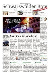 Schwarzwälder Bote Hechingen - 28. September 2017