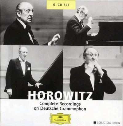 Vladimir Horowitz - Complete Recordings on Deutsche Grammophon