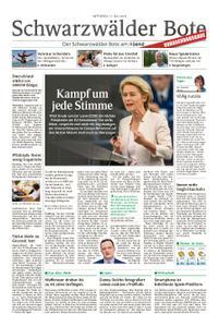 Schwarzwälder Bote Hechingen - 17. Juli 2019
