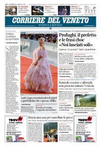 Corriere del Veneto Padova e Rovigo – 01 settembre 2018