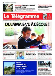 Le Télégramme Guingamp – 13 mai 2020