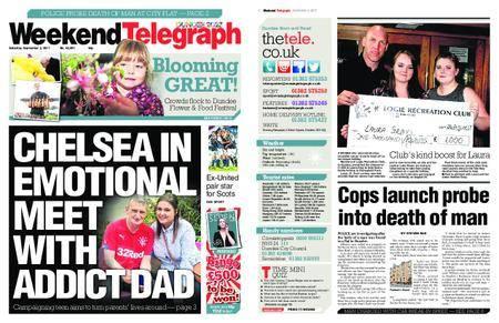Evening Telegraph First Edition – September 02, 2017