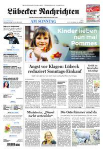 Lübecker Nachrichten Mecklenburg - 24. März 2019