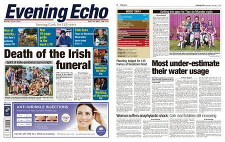 Evening Echo – August 04, 2018