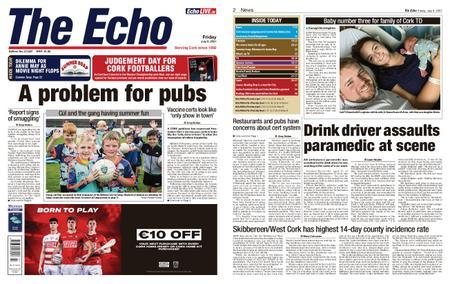 Evening Echo – July 09, 2021