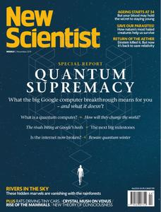 New Scientist International Edition - November 02, 2019