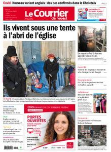Le Courrier de l'Ouest Angers – 12 janvier 2021
