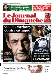 Le Journal du Dimanche - 25 mars 2018