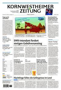 Kornwestheimer Zeitung - 22. Juni 2018