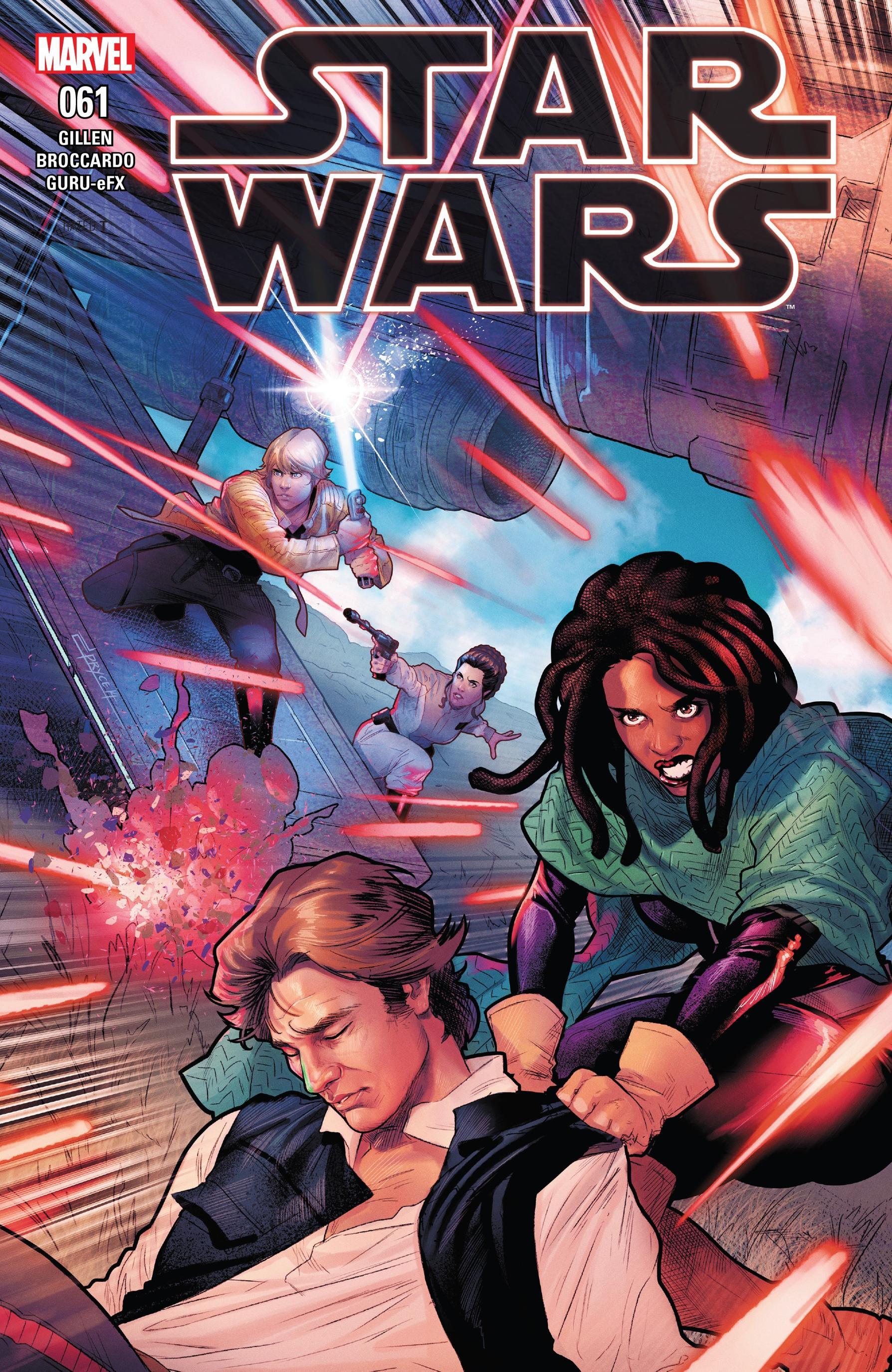 Star Wars 061 2019 Digital BlackManta