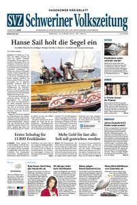 Schweriner Volkszeitung Hagenower Kreisblatt - 12. August 2019