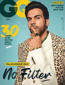 GQ India - January 2021